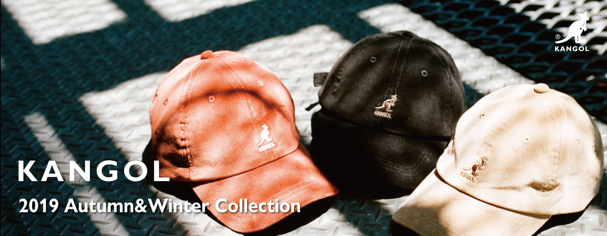 《KANGOL 2019 Autumn & Winter Collection 》